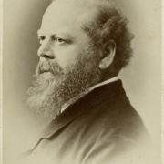 Ludwig Pfau, Fotografie von Friedrich Brandseph