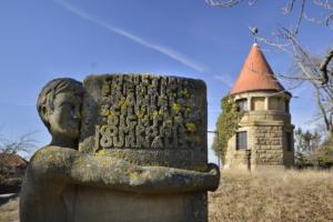 Schubart-Denkmal, Hohenasperg